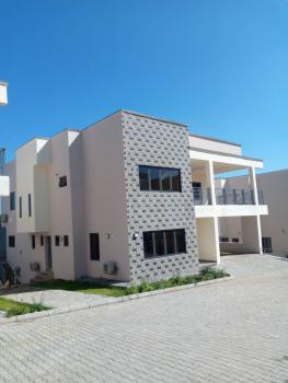 a Newly Built Standard 4 Bedroom Semi Detached Duplex with 2 Room Bq, Asokoro Main, Asokoro District, Abuja, Semi-detached Duplex for Sale