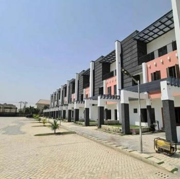 Newly Built 5 Bedroom Terrace Duplex, Jahi, Abuja, Terraced Duplex for Sale