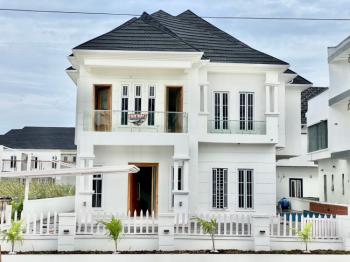 5 Bedroom Fully Detached Duplex House with a Swimming Pool, Lekki County Estate,, Lekki, Lagos, Detached Duplex for Sale