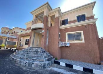 Newly Built Standard Serviced 5 Bedroom Fully Detached Duplex with Bq, Kado, Abuja, Detached Duplex for Sale