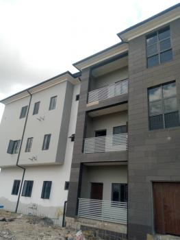 Newly Built 3 Bedroom Block of Flats Luxury Apartments, Guzape District, Abuja, House for Rent