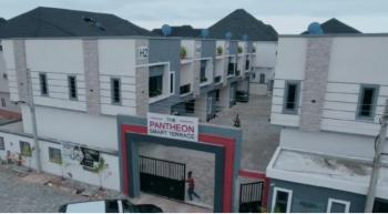 Luxury Smart Homes & Terraces, Opposite Ocean Bay Estate Along Orchid Hotel Road., Lekki, Lagos, Semi-detached Duplex for Sale