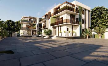 Luxury Smart 5 Bedroom Terrace Duplex with Bq and Suspended Swim Pool, Along The Major Road Area 1/garki, By American International School, Durumi, Abuja, Detached Duplex for Sale