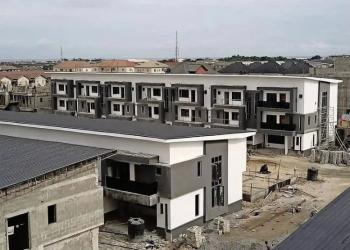 Luxury 1 Bedroom Studio Apartment with Stress Free Payment Plan, Adjacent House on The Rock, By Blenco,, Ikate Elegushi, Lekki, Lagos, Block of Flats for Sale