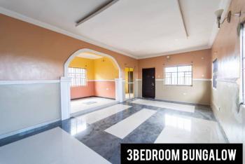 3 Bedroom Bungalow All Ensuite, Alatishe Before Eleko, Ibeju, Lagos, Detached Bungalow for Sale
