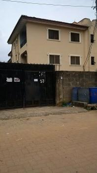 a Block of 6 Flat of 3 Bedrooms, Ruffia Idowu Street, Ago Palace, Isolo, Lagos, Block of Flats for Sale