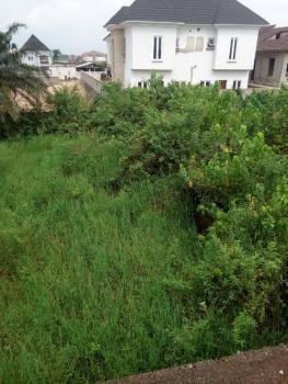 Prime 672m2 Bare and Fenced Residential Land, Akeem Shobowale Street, Wisdom Estate Opposite Channels Tv, Opic, Isheri North, Ogun, Residential Land for Sale