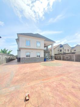a Spacious 6 Bedroom Fully Detached with Bq, Osborne Foreshore, Ikoyi, Lagos, Detached Duplex for Rent