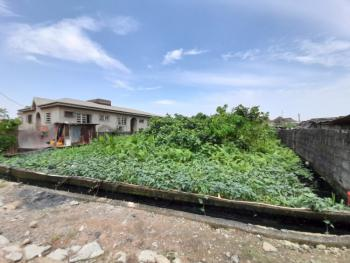 Strategically Located and Fenced 600sqm Land, Soluyi, Gbagada, Lagos, Mixed-use Land for Sale