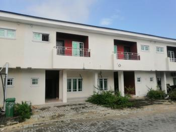 Brandnew Serviced 3 Bedrooms Terraced Duplex, Meridian Park Estate, Awoyaya, Ibeju Lekki, Lagos, Terraced Duplex for Rent