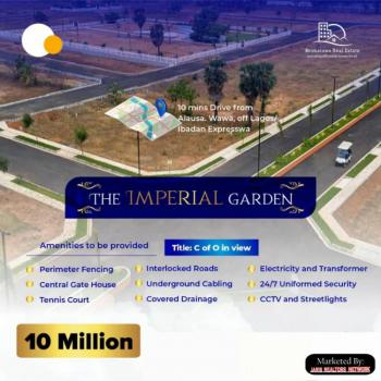 Land, Imperial Garden, Wawa,5 Minutes From Berger, Berger, Arepo, Ogun, Residential Land for Sale