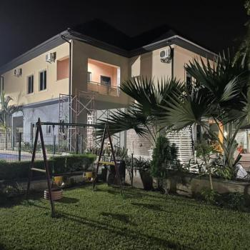 4 Bedroom Fully Detached House with 2 Rooms Bq, at Oasis Gardens Rukpakwolusi New Layout Opposite Naf Harmony Estate, Port Harcourt, Rivers, House for Sale