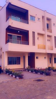 Well Finished 4 Bedroom Fully Furnished Terrace, Meridian Park Estate, Awoyaya, Ibeju Lekki, Lagos, Terraced Duplex for Sale