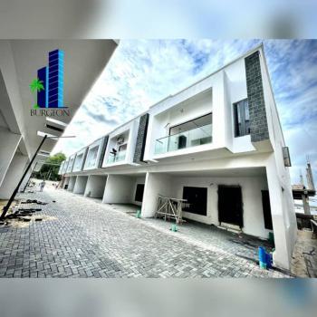 Brand New 4 Bedrooms Terrace Duplex, Chevron Axisat 2nd Tollgate, Lekki Phase 2, Lekki, Lagos, Terraced Duplex for Sale