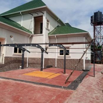 Newly Built 4 Bedroom Penthouse Duplex, Leisure Court Estate, Lugbe District, Abuja, Detached Duplex for Sale