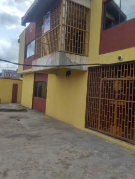 a Duplex of 5 Bedroom in Front and a Storey  Building of 3 Bedroom, Isheri Egbeda Road, Egbeda, Alimosho, Lagos, Detached Duplex for Sale