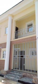 a Brand New 3 Bedroom Terrace Duplex, 75, By Berger Clinic, Life Camp, Abuja, Terraced Duplex for Sale