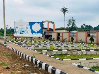 Buy and Build Land in a Secure Estate with Residents, Close to The Redemption Camp, Mowe Ofada, Ogun, Mixed-use Land for Sale