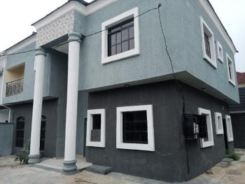Well Maintained 5 Bedroom Semi Detached Duplex with 2 Rooms Bq, Environmental Crescent Off Social Sciences Road Unilag Estate, Gra Phase 1, Magodo, Lagos, Semi-detached Duplex for Sale