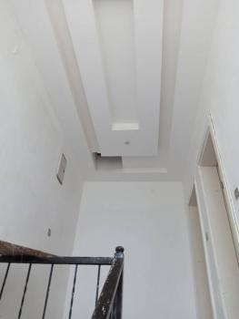 Upgraded 4 Bedrooms Duplex with Fitted Kitchen + Bq, Parkview Estate, Ikoyi, Lagos, Semi-detached Duplex for Rent