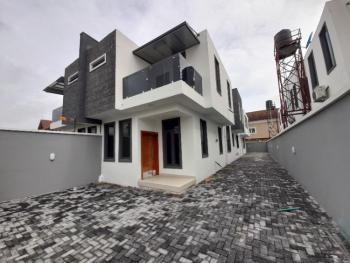 Newly Built  4 Bedroom Semi- Detached Duplex with Bq and Parking, Lekki Phase 1, Lekki, Lagos, Semi-detached Duplex for Rent