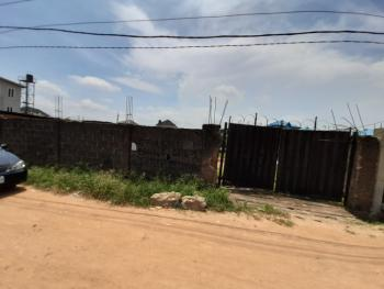 Well Located and Fenced 321sqm of Land, Ifako, Gbagada, Lagos, Residential Land for Sale