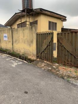 940 Sqm of Land with Dilapitated Structure on It, Morgan Estate, Ojodu Berger, Ojodu, Lagos, Residential Land for Sale