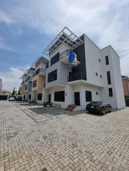 Luxury 4 Bedroom Terrace Duplex in a Strategic Location, Life Camp, Abuja, Terraced Duplex for Sale