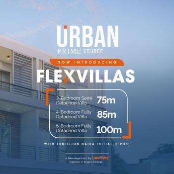 Luxurious Villa Homes, Lagos Business School, Ogombo, Ajah, Lagos, Detached Duplex for Sale