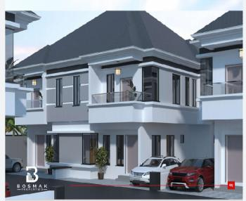 a Luxurious 4 Bedroom Terraces, Bosmak Estate, Harris Drive (shapata)  Off Lekki-epe Express Road, Vgc, Lekki, Lagos, Terraced Duplex for Sale