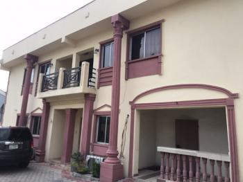 Modest & Solid 6 Bedroom Duplex, 3 Rooms Bq,3 Bedroom Guest Wing, Off Ademola Adetokunbo Crescent, Wuse 2, Abuja, Detached Duplex for Sale