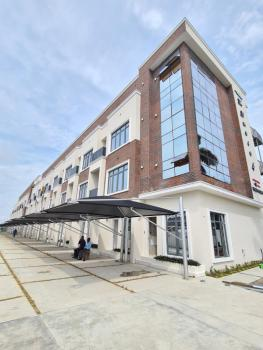 Luxurious 4 Bedroom Furnished Water Front Terrace, Lekki Phase 1, Lekki Phase 1, Lekki, Lagos, Terraced Duplex for Sale