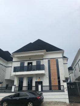 Luxury 4 Bedroom with Fully Detached House with a Room Bq, Ajah, Lagos, Detached Duplex for Sale