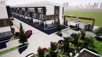 The Most Affordable Beautiful Beachview Estate with Easy Payment Plan, By Ikate Private Beach and Still Water Gardens, Ikate Elegushi, Lekki, Lagos, Terraced Duplex for Sale