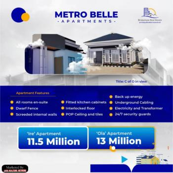 3 Bedroom Bungalow, Alaase, Moniya, Ibadan, Oyo, Detached Bungalow for Sale