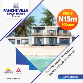 500sqm per Plot of Land, Private Beach, Ilashe, Lagos, Mixed-use Land for Sale