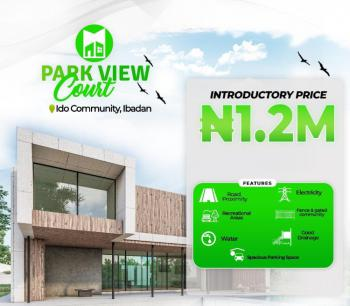 Land, Parkview Courts, Ido Community, Ido, Oyo, Residential Land for Sale