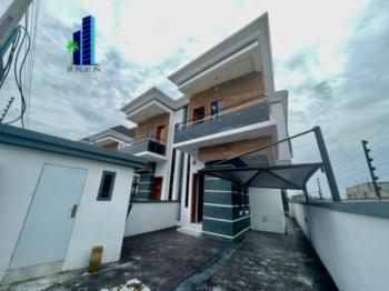 Brand New 4 Bedrooms Semi Detached + 1 Bq, Chevron, Lekki, Lagos, Semi-detached Duplex for Rent