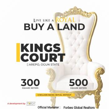 Kings Court Estate, Berger, Arepo, Ogun, Residential Land for Sale
