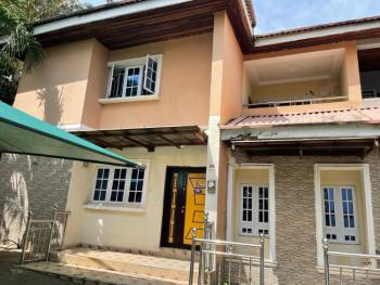 Well Finished 4 Bedroom Semi Detached with Guest House and Bq with C of O, Wuse 2, Abuja, Semi-detached Duplex for Sale