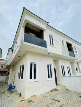 Luxury 3 Bedroom House with a Room Bq, Chevron, Lekki, Lagos, Terraced Duplex for Sale