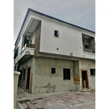 2 Units of 4 Bedroom Semi Detached Duplex with Bq, Osapa, Lekki, Lagos, Semi-detached Duplex for Sale