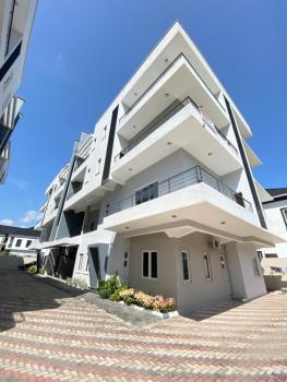 Luxury 3 Bedroom Apartment with a Room Bq, 2nd Toll Gate, Lekki, Lagos, Flat / Apartment for Sale