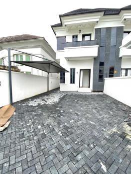 5 Bedrooms Semi Detached Duplex with Bq, Osapa London, Lekki, Lagos, Semi-detached Duplex for Rent
