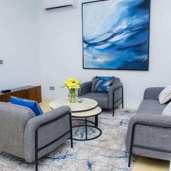 Appealing 3 Bedroom Detached Apartment, Osapa, Lekki, Lagos, Detached Duplex Short Let