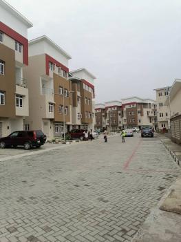 Brand New 4 Bedroom Maisonette in Carcass, Shell Courtland Luxury Villa By Femi Okunnu Estate, Ikate Elegushi, Lekki, Lagos, Semi-detached Duplex for Sale