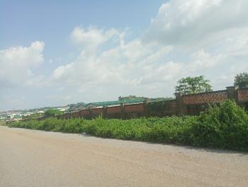 Fenced Industrial Purpose Plot on Tarred Road with C of O Title., Idu Phase One, Around Atiku Abubakar and Namadi Sambo Road, Idu Industrial, Abuja, Industrial Land for Sale