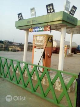 6 Pumps Functional Filling Station, Ijoko Road, Sango Ota, Ogun, Filling Station for Sale