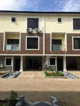 4 Bedroom Terraced Duplex with 1room Bq, Behind Stadium Hotel, Off Western Avenue, Surulere, Lagos, Terraced Duplex for Sale