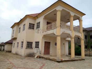 Luxury 4 Bedroom Duplex + 2 Rooms B.q Building., Lokogoma District, Basic Estate, Lokogoma District, Abuja, Detached Duplex for Sale